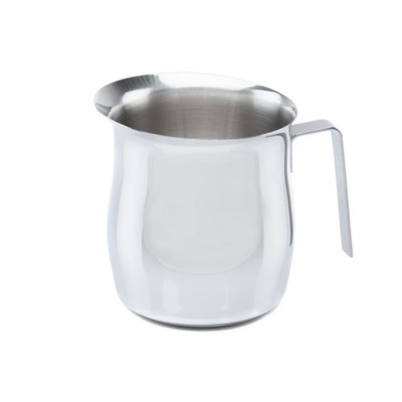Cana Lapte Inox Cu Maner - 18/10 - 0.6Mm - 6 Cesti    - Studio Casa