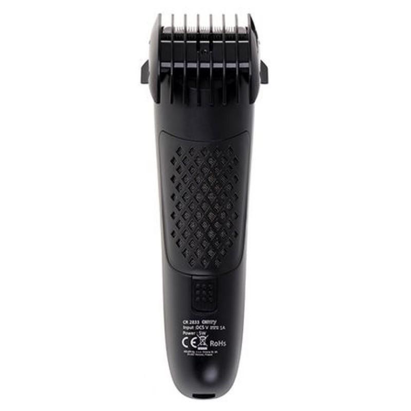 Masina de tuns barba Camry CR 2833, incarcare USB