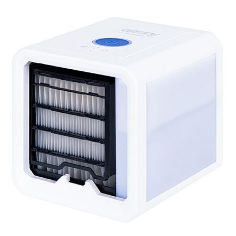 Racitor de aer mobil 3 in 1 Camry CR 7321, Rezervor de apa, LED 7 culori