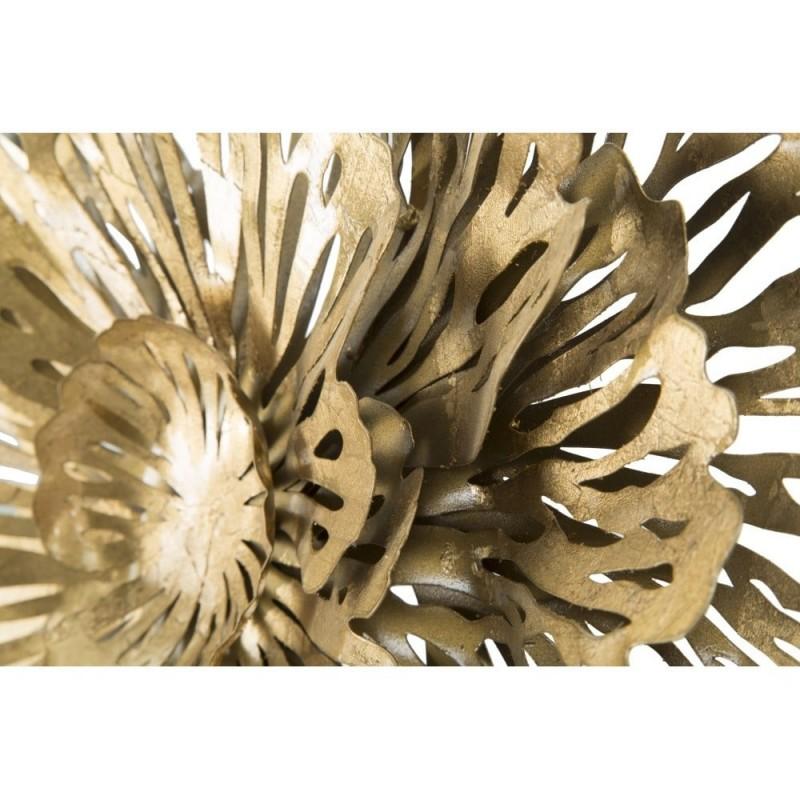 Panou metalic decorativ perete, 3D, IBIS, 52*8,5*40cm