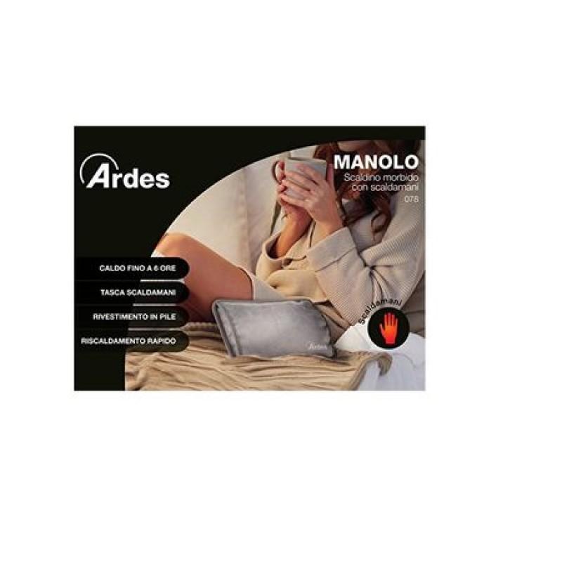 Incalzitor electric pentru maini AR078 Ardes, 500 W, Gri
