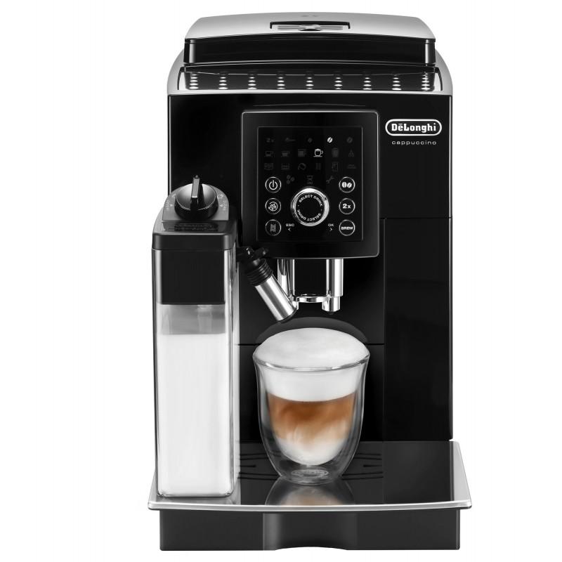 Espressor Automat Delonghi Magnifica S Ecam 23.260.B, 1450 W, 15 Bar, 1.8 L, Negru