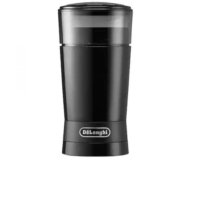 Rasnita Cafea Delonghi Kg200, 170W, 90G, Negru