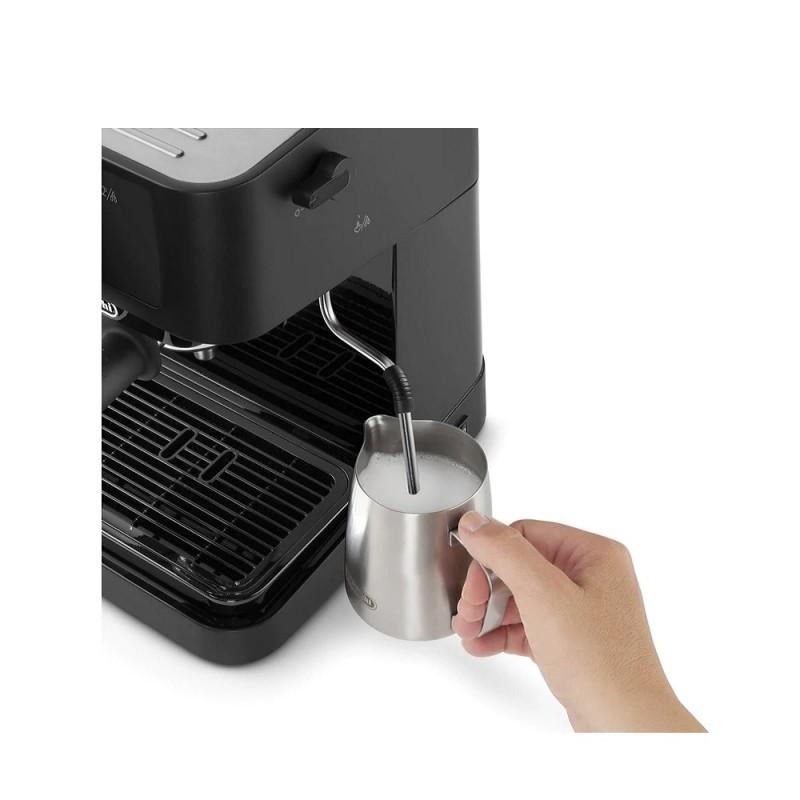 Espresor Cu Pompa Delonghi Stilosa Ec230.Bk, 1 L, 1100 W, Negru