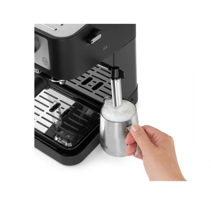 Espresor Cu Pompa Delonghi Stilosa Ec260.Bk, 1 L, 1100 W, Negru