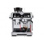 Espressor manual DeLonghi La Specialista Prestigio EC 9355.M , 1450 W, 19 bari, 2 L, Argintiu