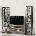 Etajera Stil 40 Wood&Iron  Design Studio Casa