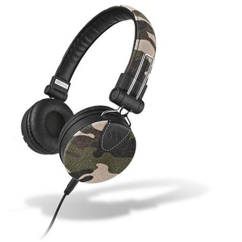 Casti audio Meliconi Speak Denim Camouflage