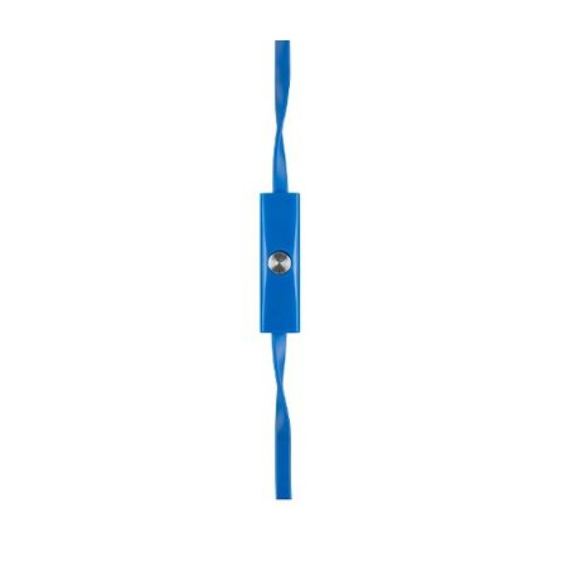 Casti audio Speak In Ear Meliconi Fluo Blue, Albastru