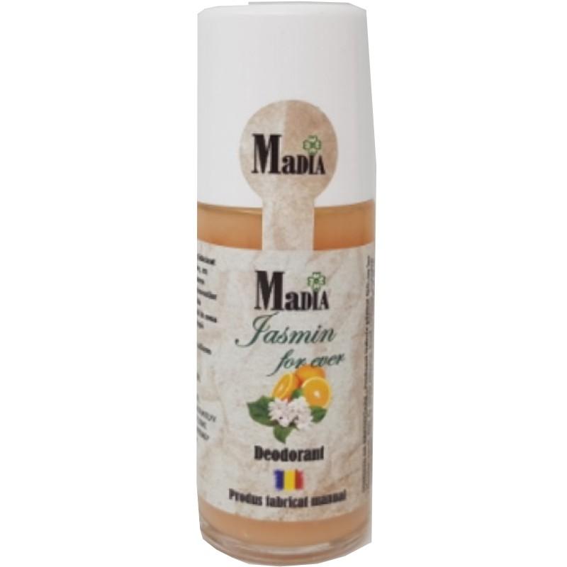 Jasmine For Ever – Deodorant Floral Pentru Femei, 50Ml