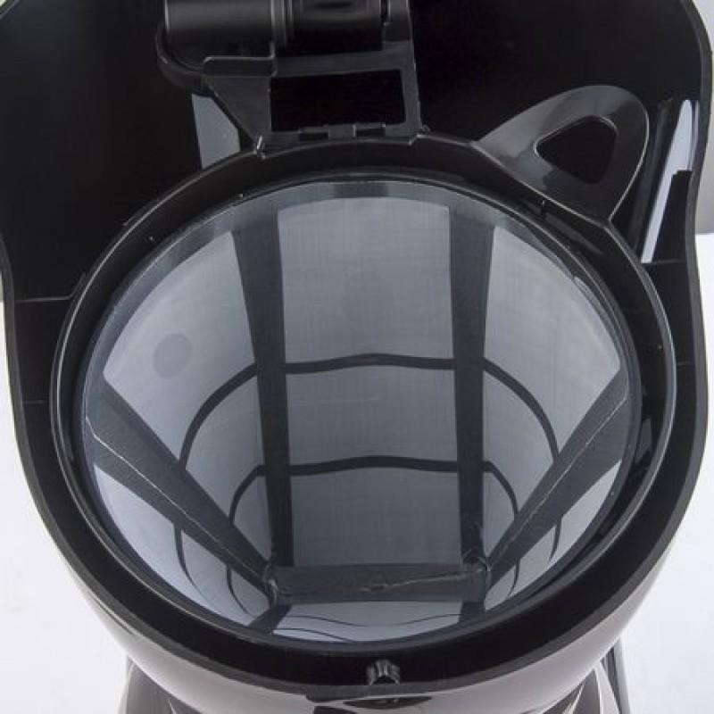 Filtru de cafea Studio Casa, CM1019 Savor Thermo, 800 W, 1 l, Vas cafea inox, Negru/ Inox