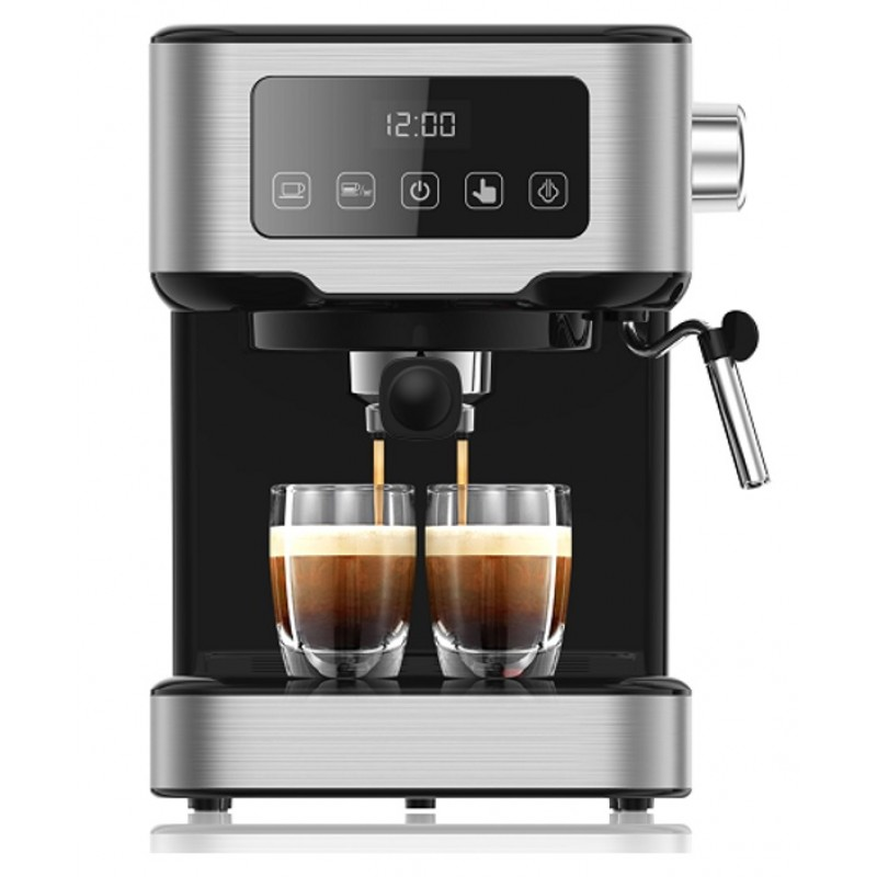 Espressor cu Cappucino ONE TOUCH, Studio Casa, 1100w, 1,5 l, 15 bari