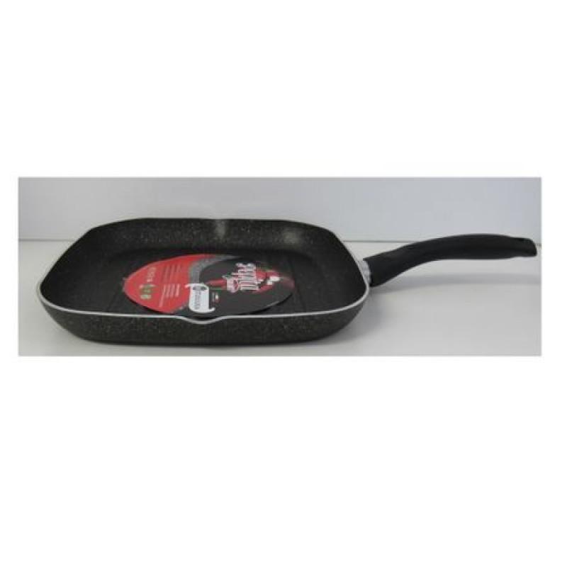 Tigaie grill aluminiu Studio Casa - Pepita Granit - 28x28cm - GPMBS2851