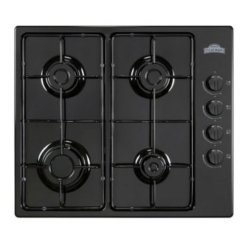Plita incorporabila Nuova Cucina, PG60 Black